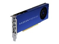 AMD Radeon Pro WX 2100 - Customer Kit - tarjeta gráfica - Radeon Pro WX 2100 - 2 GB - 2 x Mini DisplayPort, DisplayPort - para Precision Tower 3420 490-BDZU